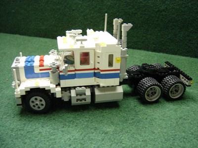 Uitgelezene Jan de lego bouwer TW-81